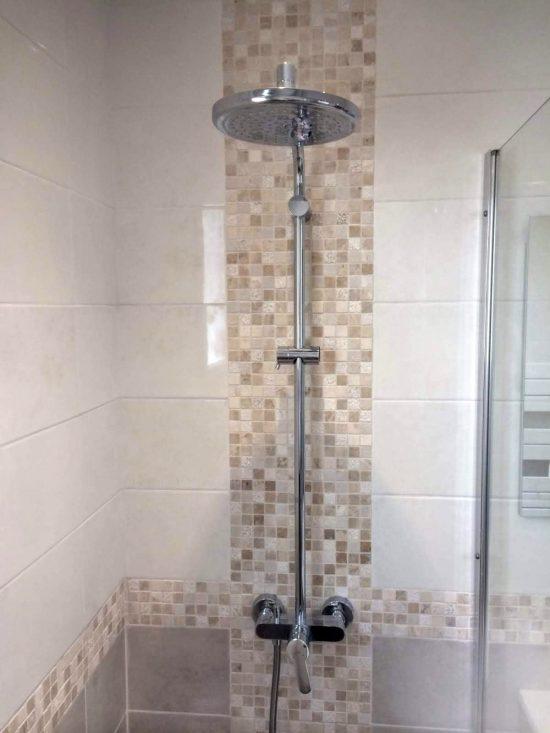 Aménagement salles de bain - Le Nagard Plomberie - Dourdan